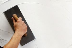 professional plastering